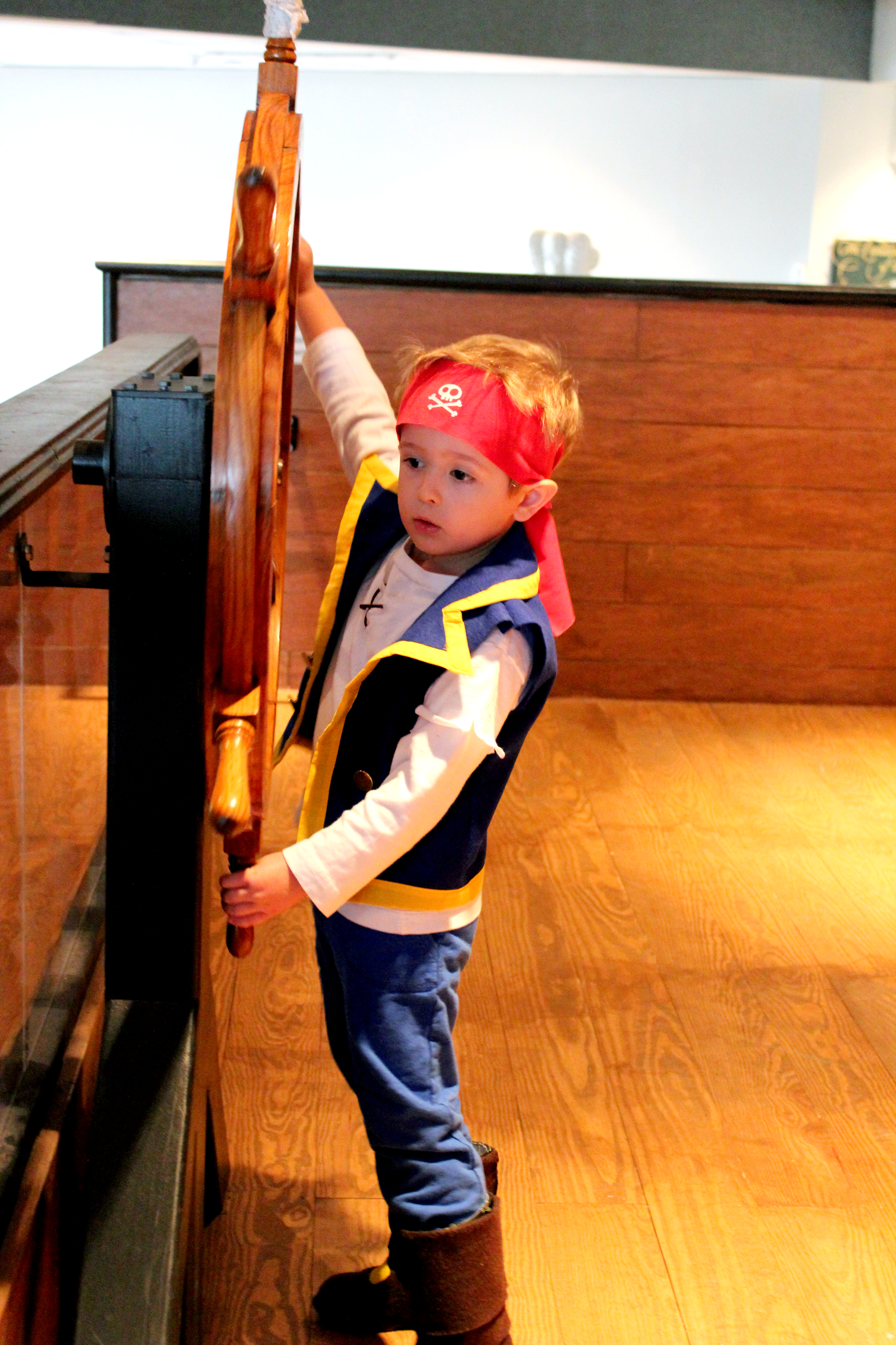 Pirate Halloween Party - The Mariners' Museum and Park