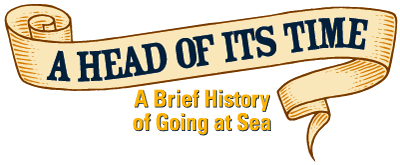 A Head of Its Time logo