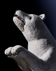 Barkentine Bear figurehead