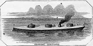 The USS Roanoke