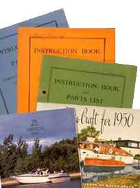 Chris-Craft Instruction Manuals