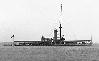 The USS Miantonomoh