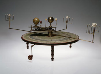 Grand Orrery and Planetarium Watkins & Hill, London, England, ca 1819