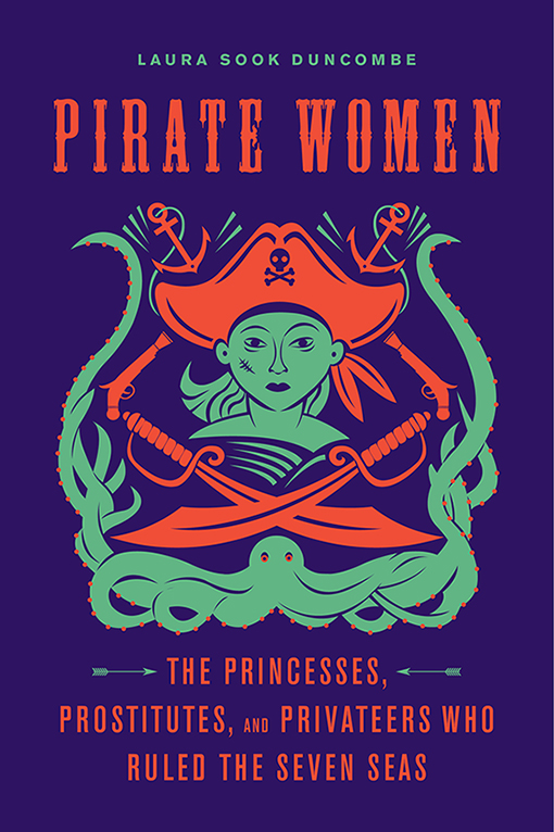 Pirate Women book cover
