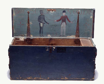 Sea Chest, Brig Sultan