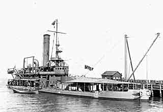 The USS Florida
