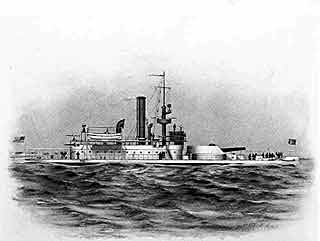 The USS Wyoming