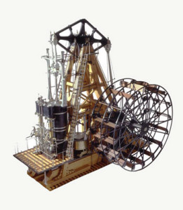 Marine Walking Beam Engine