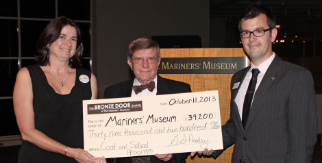 Winners of the 2013 Bronze Door Society Grant