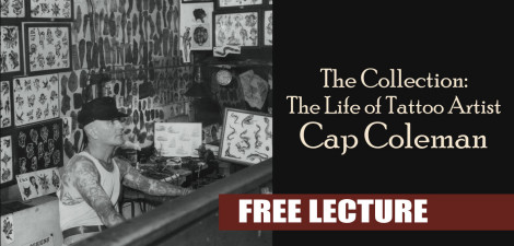 Coleman Lecture banner