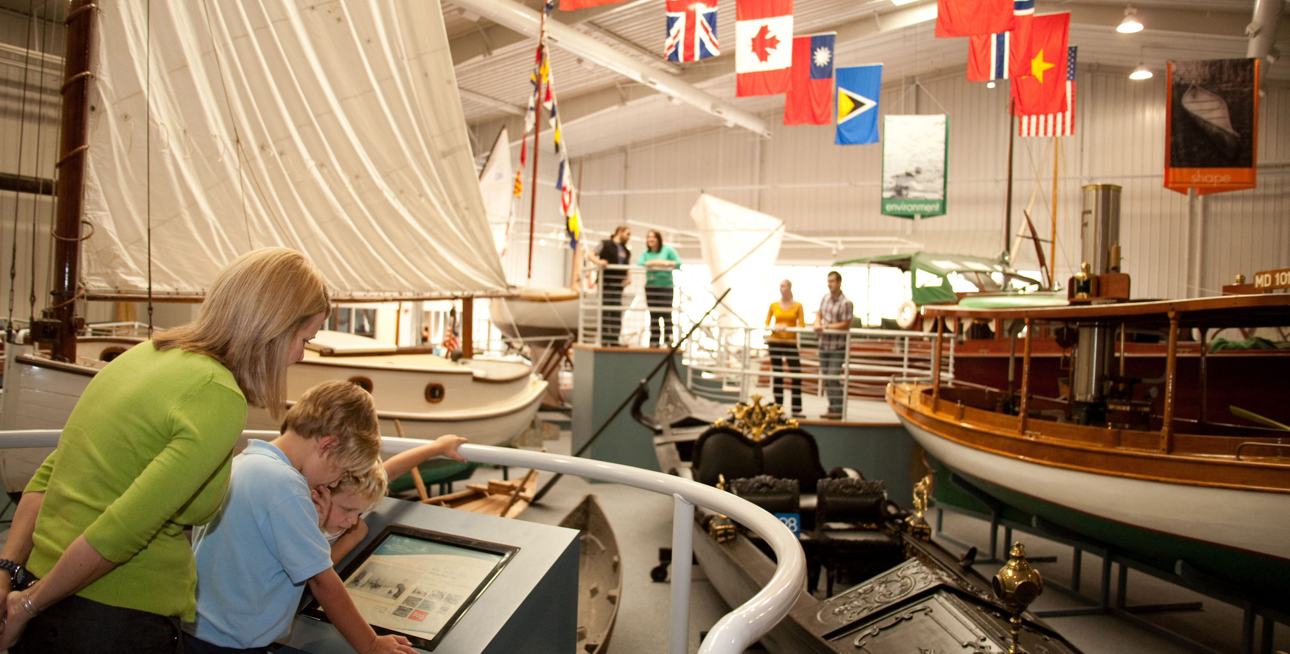 International Small Craft Center