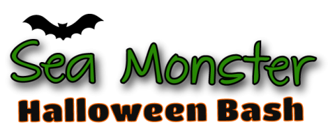 Sea Monster Bash logo
