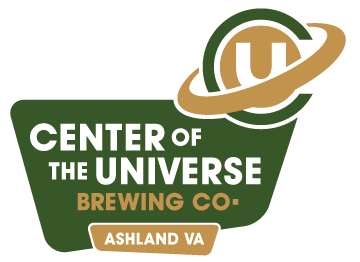 Center of the Universe Brewing Company logo