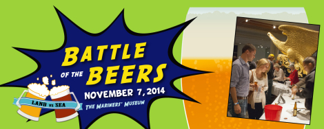 Battle of the Beers 2014 banner