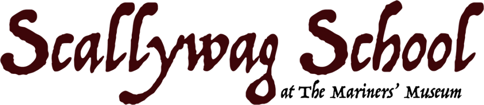 Scallywag School banner