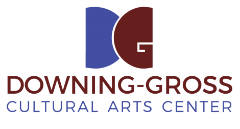 Downing-Gross Cultural Arts Center logo