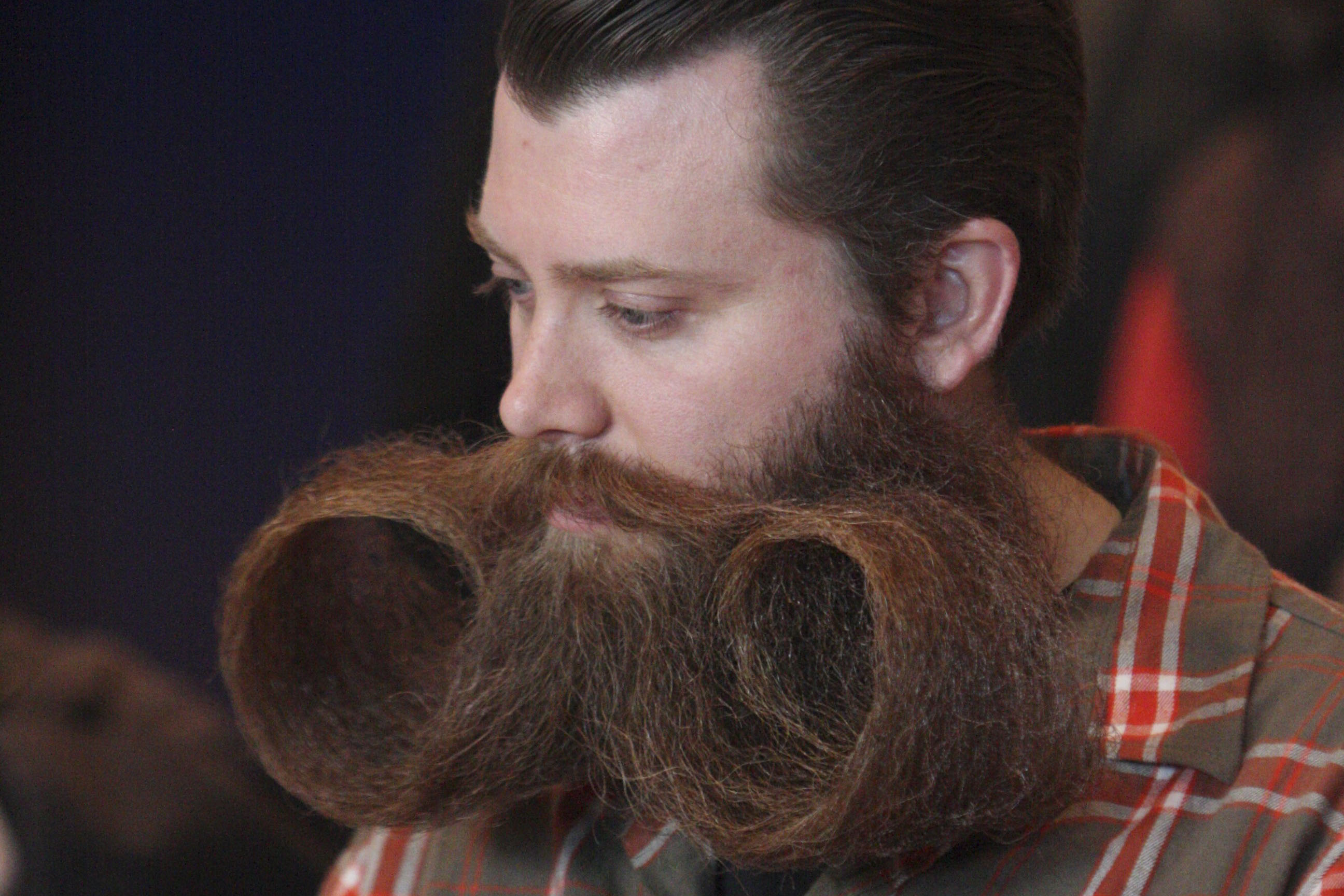 Hair Style With Beard: The Mariners' Museum And Park