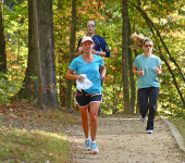 Noland Trail runners photo