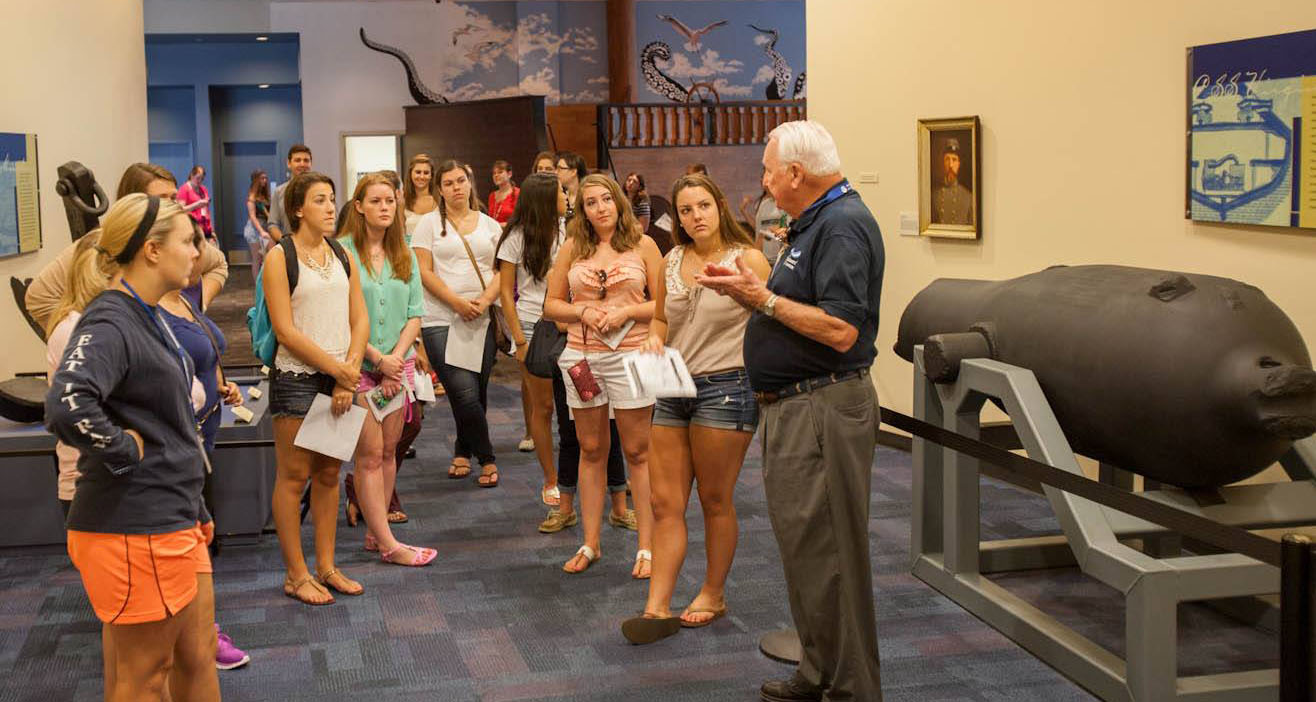 Docent Informational Open House Mariners Museum