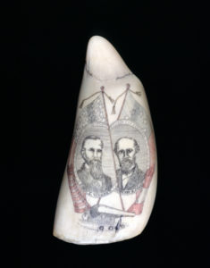 Scrimshaw Workshop Sample