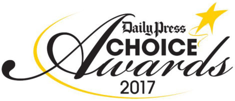 Daily Press Choice Awards 2017 logo