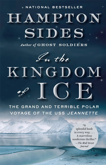 In the Kingdom of Ice book cover