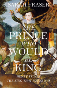 The Prince Who Would Be King book cover