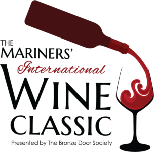 The Mariners' International Wine Classic logo
