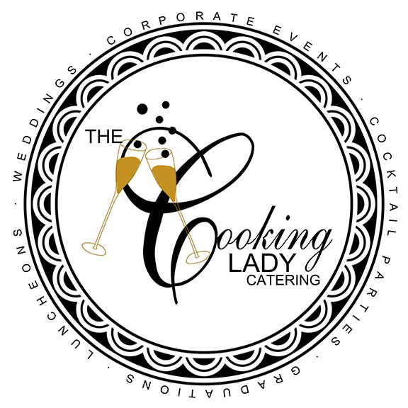 The Cooking Lady Catering logo