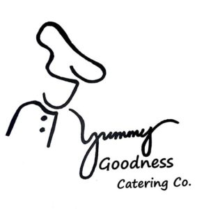 Yummy Goodness Catering Company logo