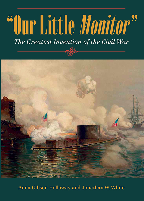 """Our Little <em>Monitor</em>"" book cover"