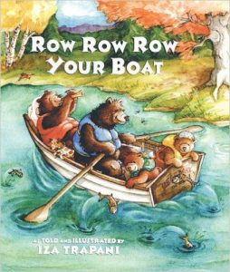 Row, Row, Row Your Boat book cover