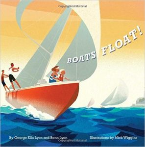 Boats Float! book cover