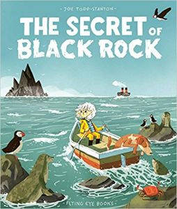 The Secret of Black Rock book cover
