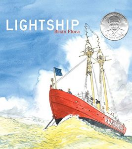 Lightship book cover