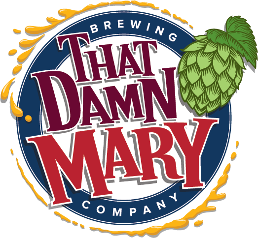 That Damn Mary Brewing Company logo